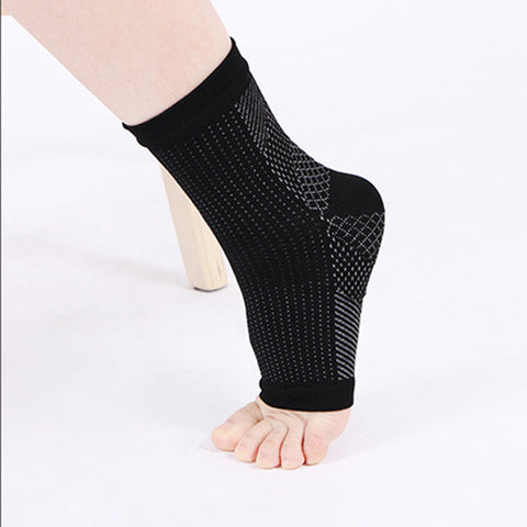 Foot Compression Sleeve Ankle brace pain relief plantar fasciitis socks