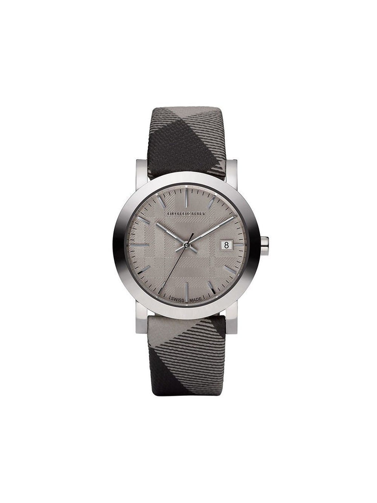 Burberry BU1774 Heritage Swiss Made Leather Womens Watch