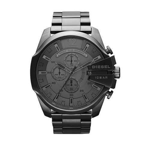 Diesel Mega Chief DZ4282 Gunmetal Wrist Watch for Men