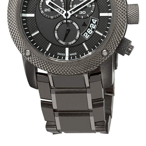 Burberry BU7716 Chrono Sport Gray Chronograph Dial Men's Watch