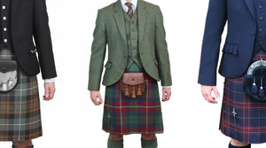 Anderson Kilts Launch Three New Outfits For 2019