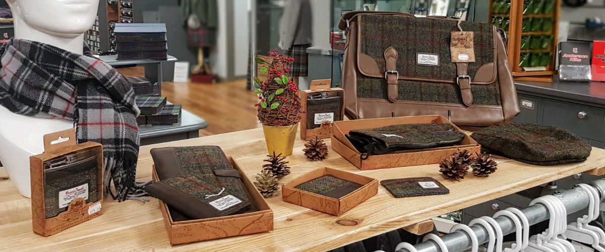 Harris Tweed Accessories