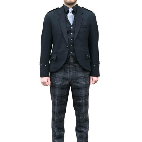 Mens Trews Hire Outfits