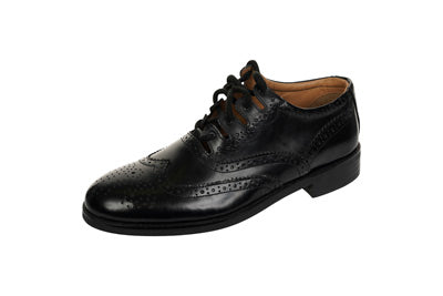 Black Ghillie Brogue