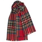 Royal Stewart Luxury Fine Wool Stole from Anderson Kilts