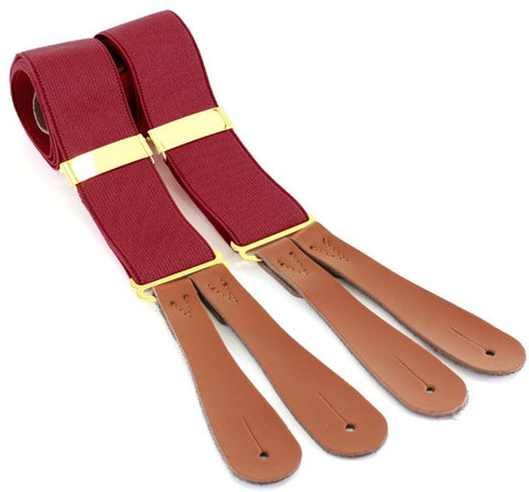 Wine Braces - Leather end