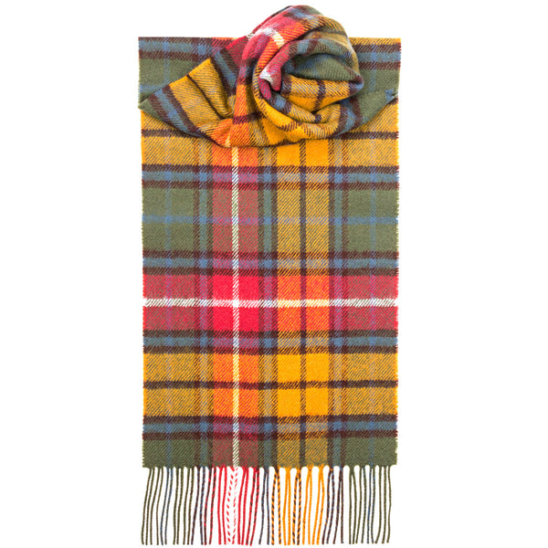 Buchanan Ancient Tartan Scarf - Anderson Kilts