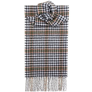 Burns Check Tartan Scarf - Anderson Kilts
