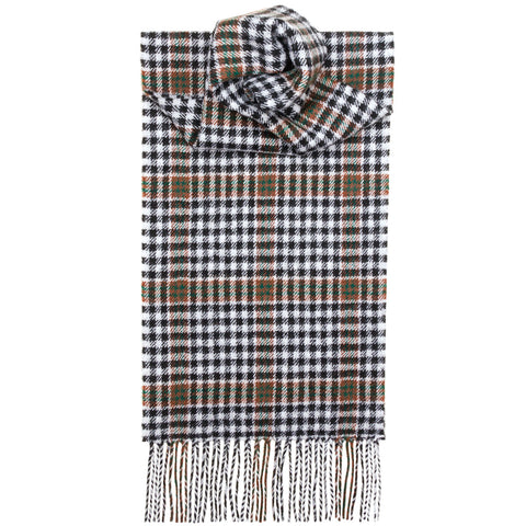 Burns Check Tartan Scarf