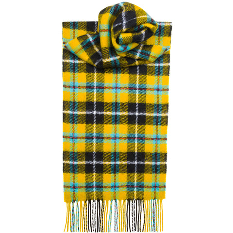 Cornwall National Tartan Scarf
