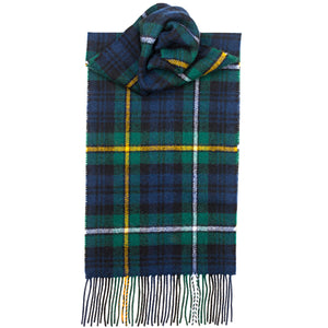 Campbell of Argyll Modern Tartan Scarf - Anderson Kilts