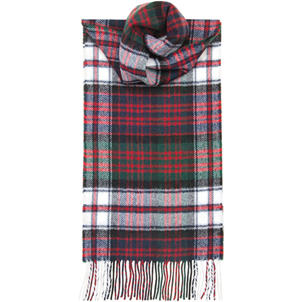 MacDonald Dress Modern Tartan Scarf - Anderson Kilts