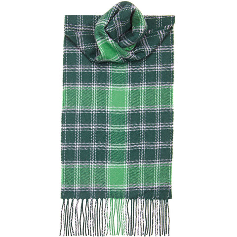 MacDonald Lords of the Isles Tartan Scarf