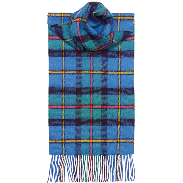 MacLeod of Harris Ancient Tartan Scarf - Anderson Kilts
