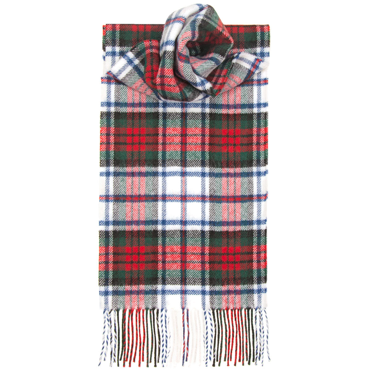 MacDuff Dress Modern Tartan Scarf - Anderson Kilts