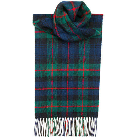 Murray of Atholl Modern Tartan Scarf