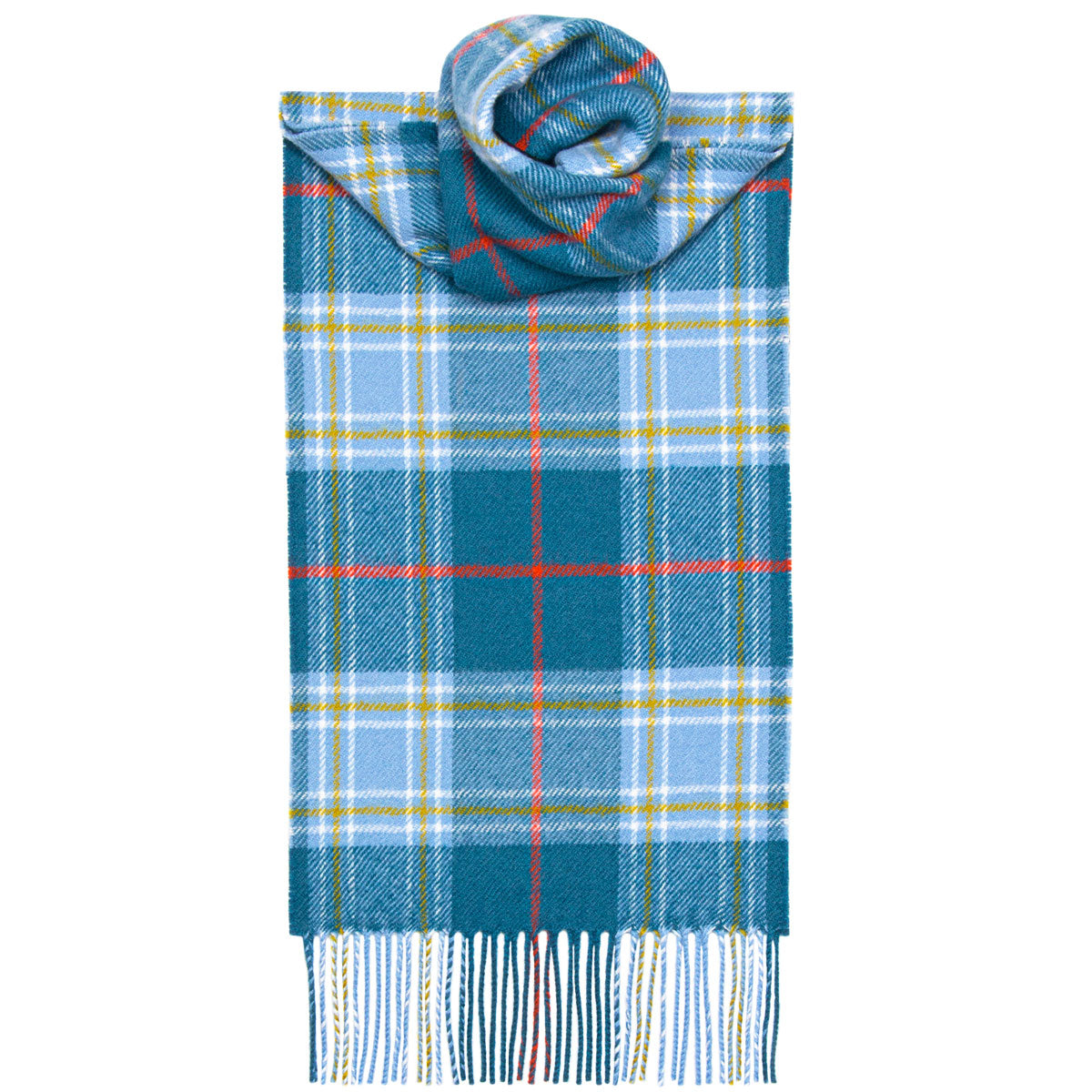 Musselburgh District Tartan Scarf - Anderson Kilts