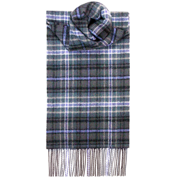 Scotland Forever Antique Tartan Scarf - Anderson Kilts