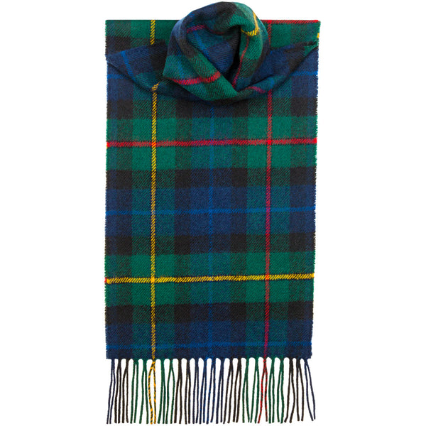 Smith Modern Tartan Scarf - Anderson Kilts