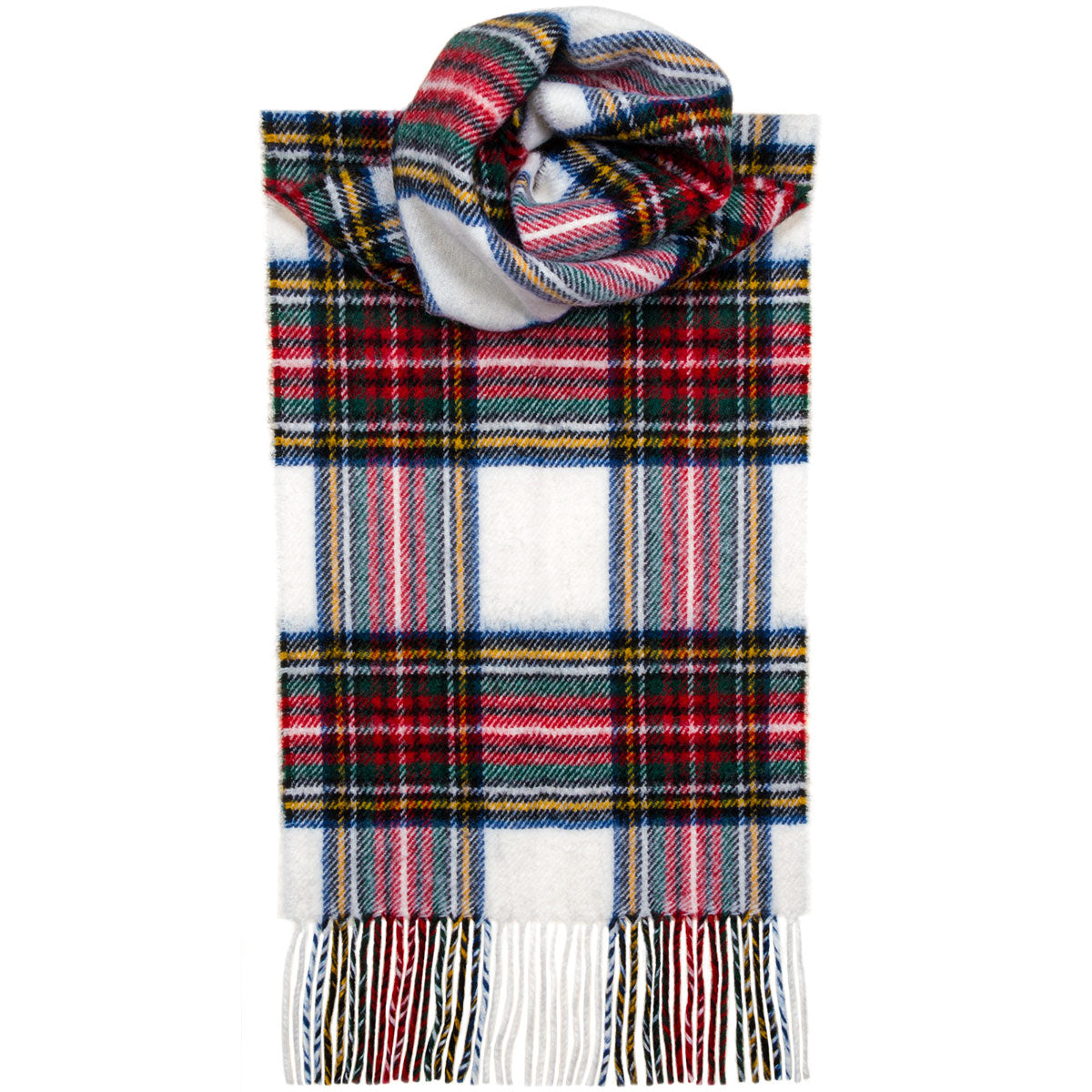 Stewart Dress Modern Tartan Scarf - Anderson Kilts