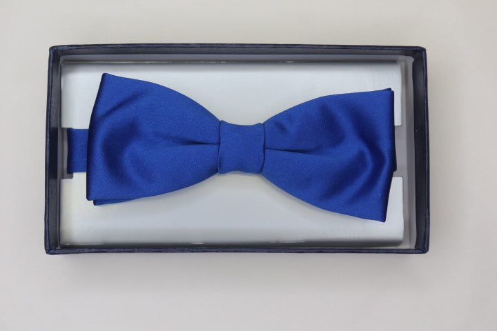 Royal Blue Bow Tie - Anderson Kilts
