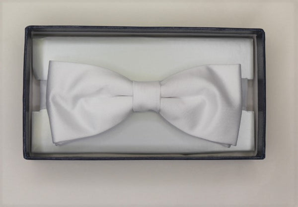 White Bow Tie - Anderson Kilts