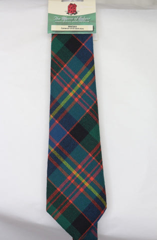 Cameron of Erracht Ancient Tartan Tie