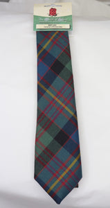 Cameron of Erracht Muted Tartan Tie - Anderson Kilts