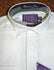 Spread Collar White Dress Shirt - anderson-kilts