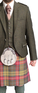 Deluxe Tweed Outfit - Anderson Kilts