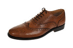 Brown Leather Day Brogue