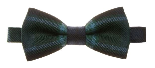 Graham of Meteith Modern Tartan Bow Tie