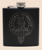 Engraved 6 oz Flask - Clan Crest - Anderson Kilts