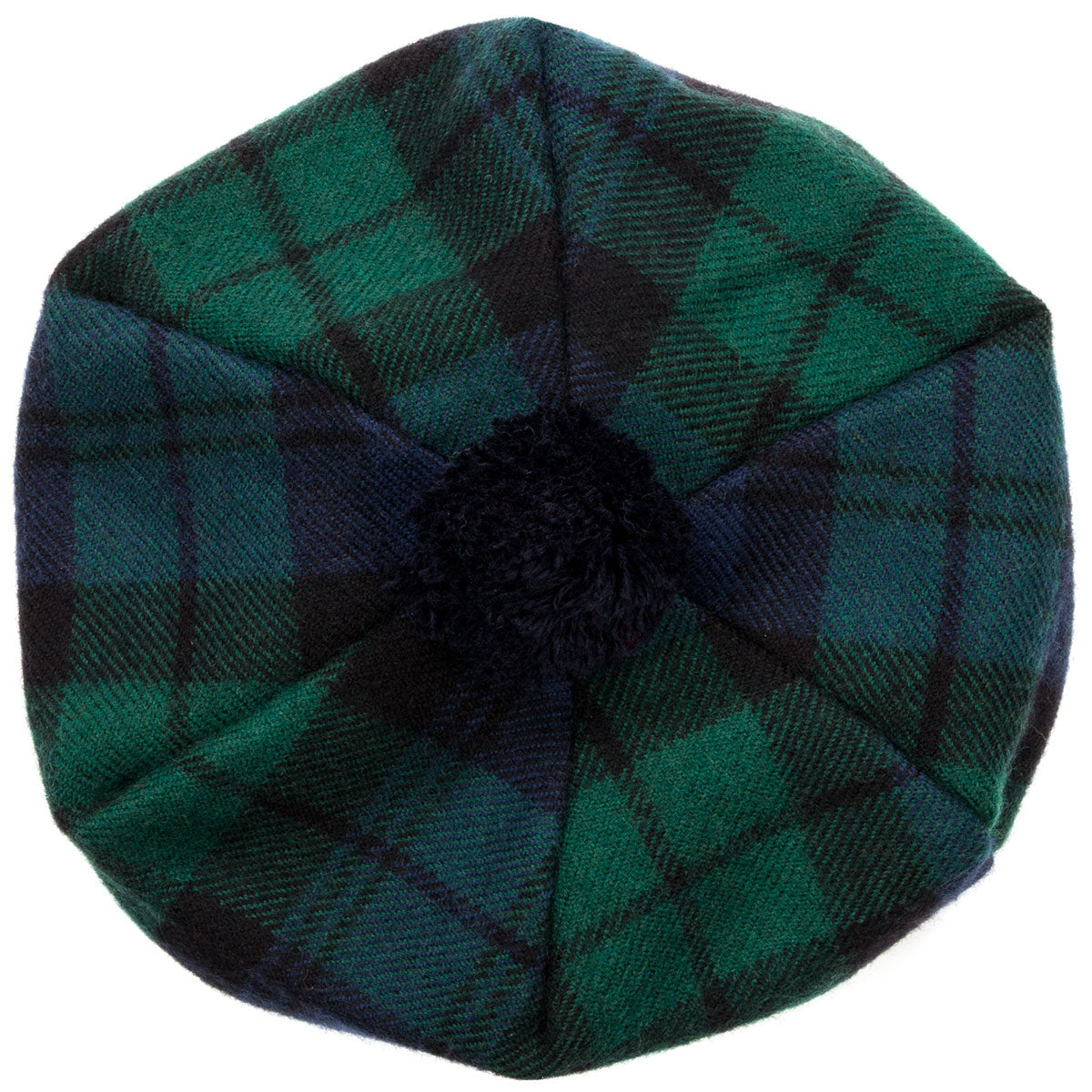 Black Watch Tartan tam