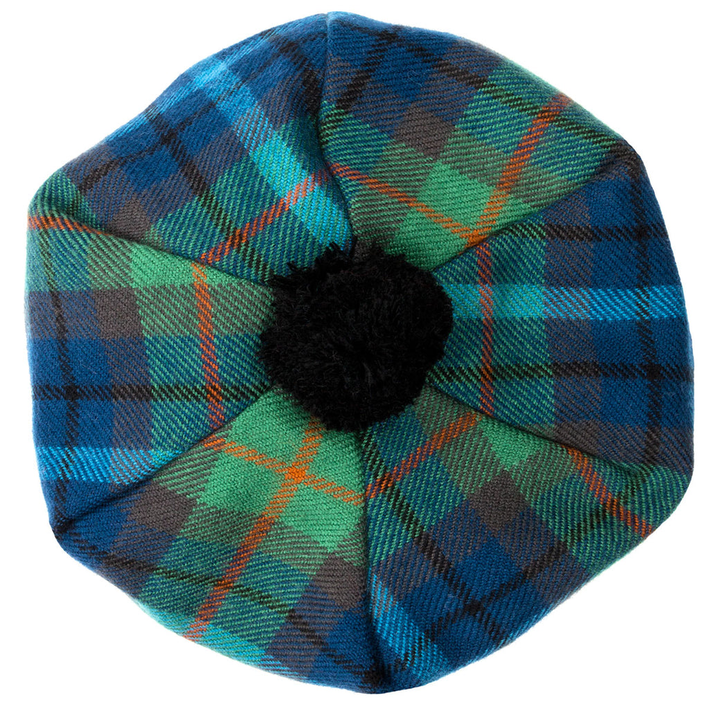 New York City Tartan tam 1