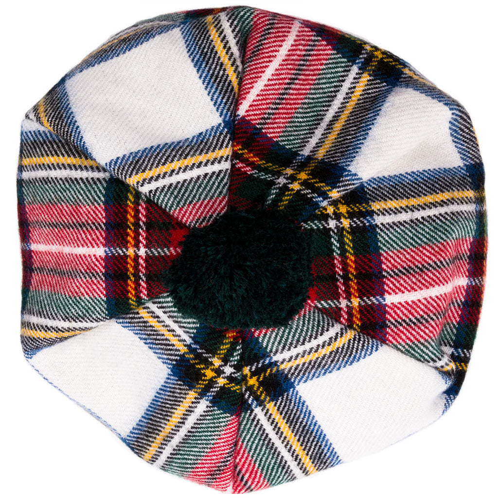 Stewart Dress Modern Tartan tam