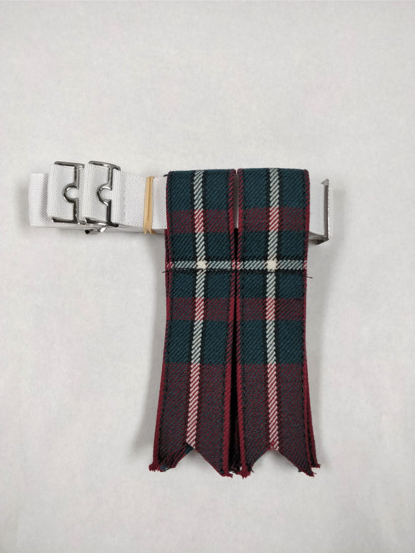 Tartan (Of Own Choice) Flashes - anderson-kilts