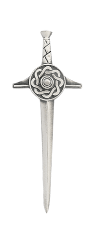Celtic Sword Kilt Pin - KP31