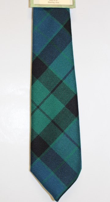 MacKay Ancient Tartan Tie from House of Edgar- Anderson Kilts