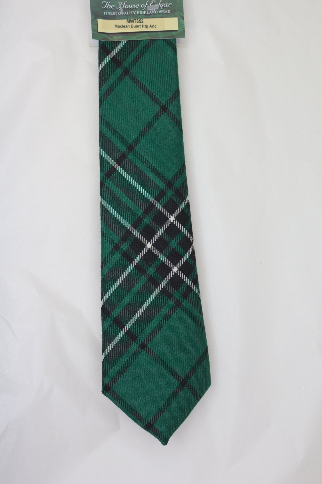 MacLean of Duart Ancient Hunting Tartan Tie - Anderson Kilts