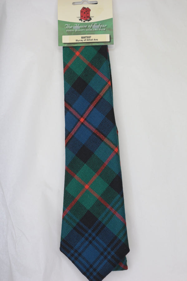 Murray of Atholl Ancient Tartan Tie - Anderson Kilts