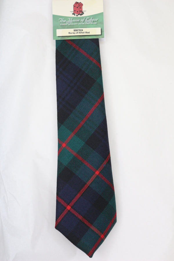 Murray of Atholl Modern Tartan Tie - Anderson Kilts