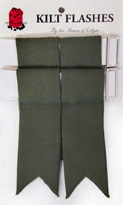 Muted Green Flashes - Anderson Kilts
