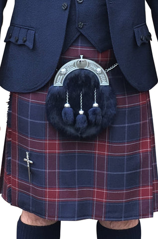 Queen of the South kilt