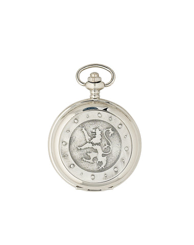 Lion Rampant Quartz Pocket Watch - PW100Q