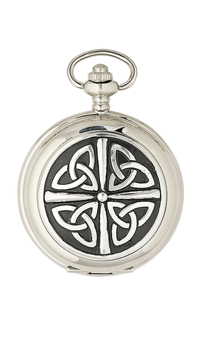 Celtic Mechanical Pocket Watch - PW101M