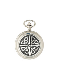 Celtic Quartz Pocket Watch - PW101Q - Anderson Kilts