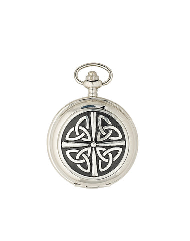 Celtic Quartz Pocket Watch - PW101Q