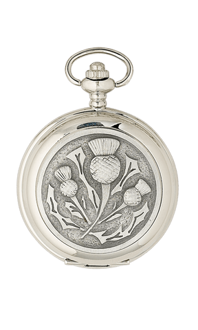 Thistle Mechanical Pocket Watch - PW102M