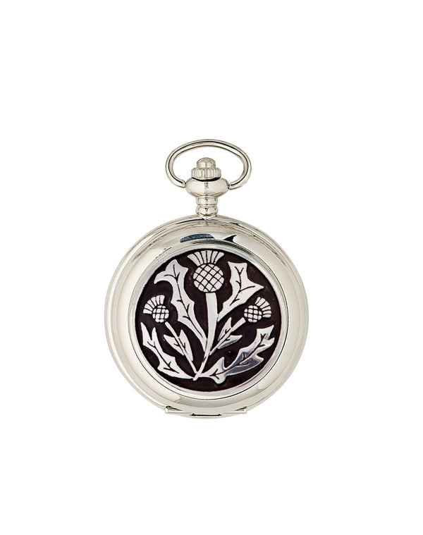 Thistle Quartz Pocket Watch - PW114Q